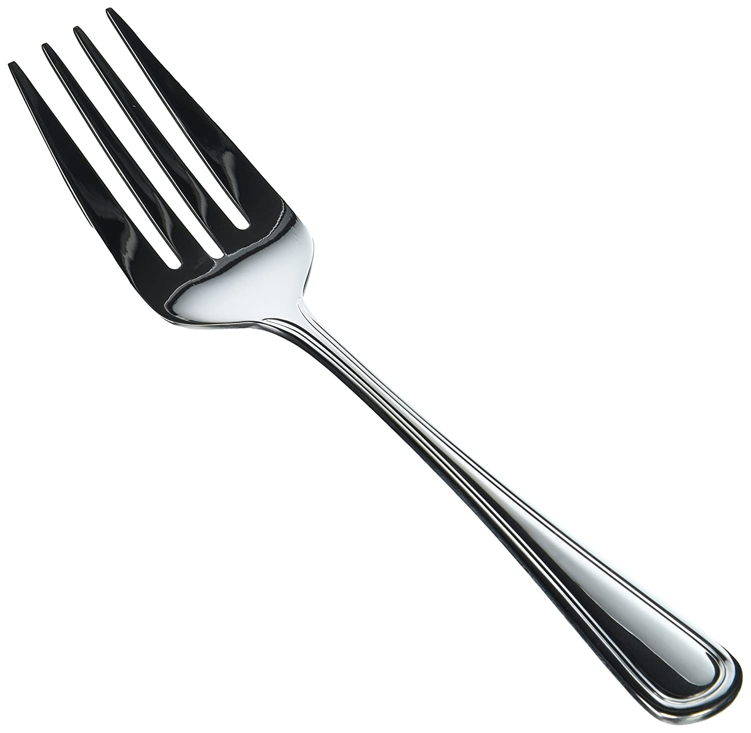 Winco Shangarila 12-Piece Cold Meat Serving Fork Set, Large, 18-8 Stainless Steel Winco USA 0030-22