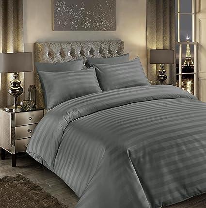 Duvet Cover Gray Bedding Set Quilt Cover Bedding Set Pillowcase Double King Size