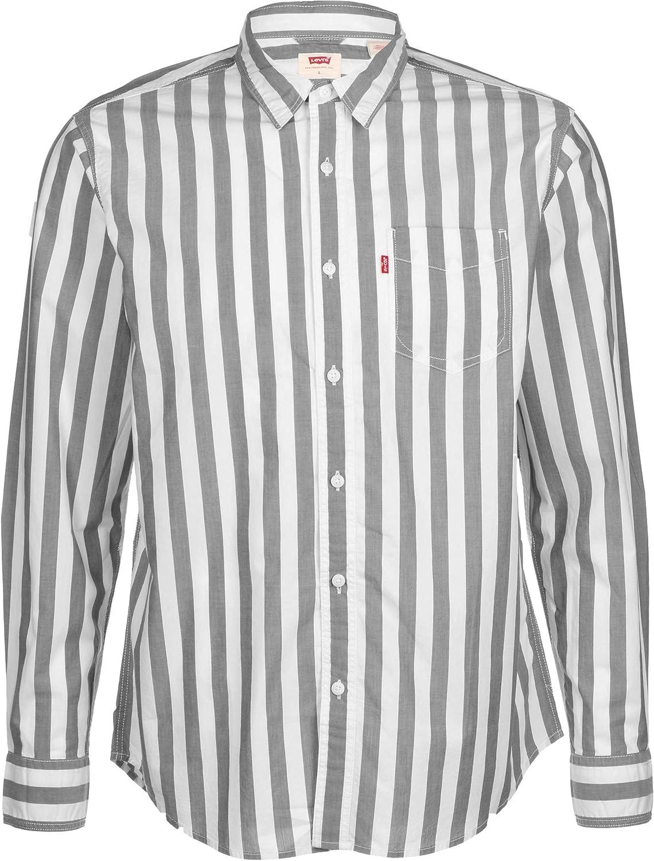Levis® Sunset 1 Pocket Standard Camisa de Manga Larga: Amazon.es: Ropa y accesorios