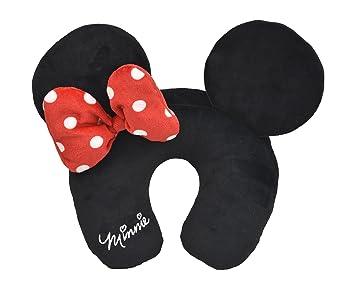 Joy Toy 1200733 Disney Minnie - Cojín para cuello (30 x 30 x ...