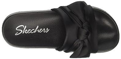 Skechers Damen 2nd Take Tied Up Zehentrenner: