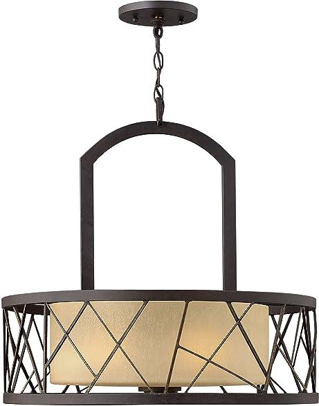 fredrick ramond fr41613orb nest large drum pendant 3 light 450 watts oil