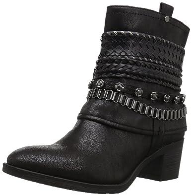 e981681ded89 Amazon.com  Carlos by Carlos Santana Women s Cole Ankle Boot  Shoes