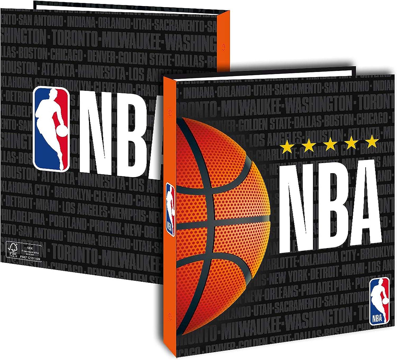 Archivador NBA A4 193NBA103C40 - Cubierta de cart�n duro - 4 ...