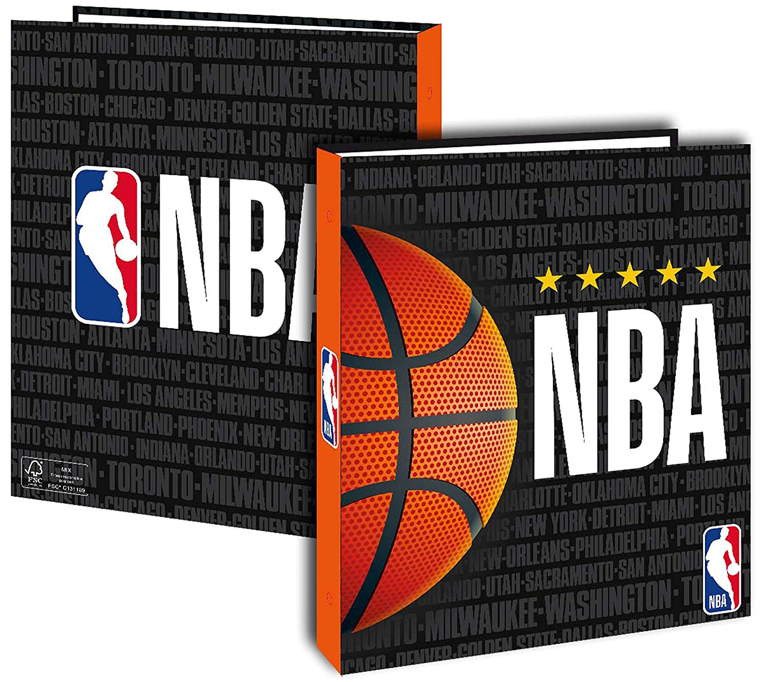 NBA Classeur Collection Officielle - Basketball