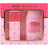 Apple Blossom Eau de Parfum Spray and Shower Gel Set