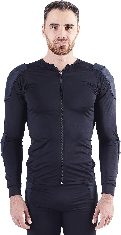 Bowtex Kevlar Essentiel - Camisa de protección para moto unisex para adulto: Amazon.es: Deportes y aire libre