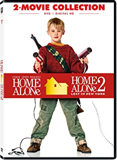 home alone 1 2 df dvddhd - National Lampoons Christmas Vacation Dvd