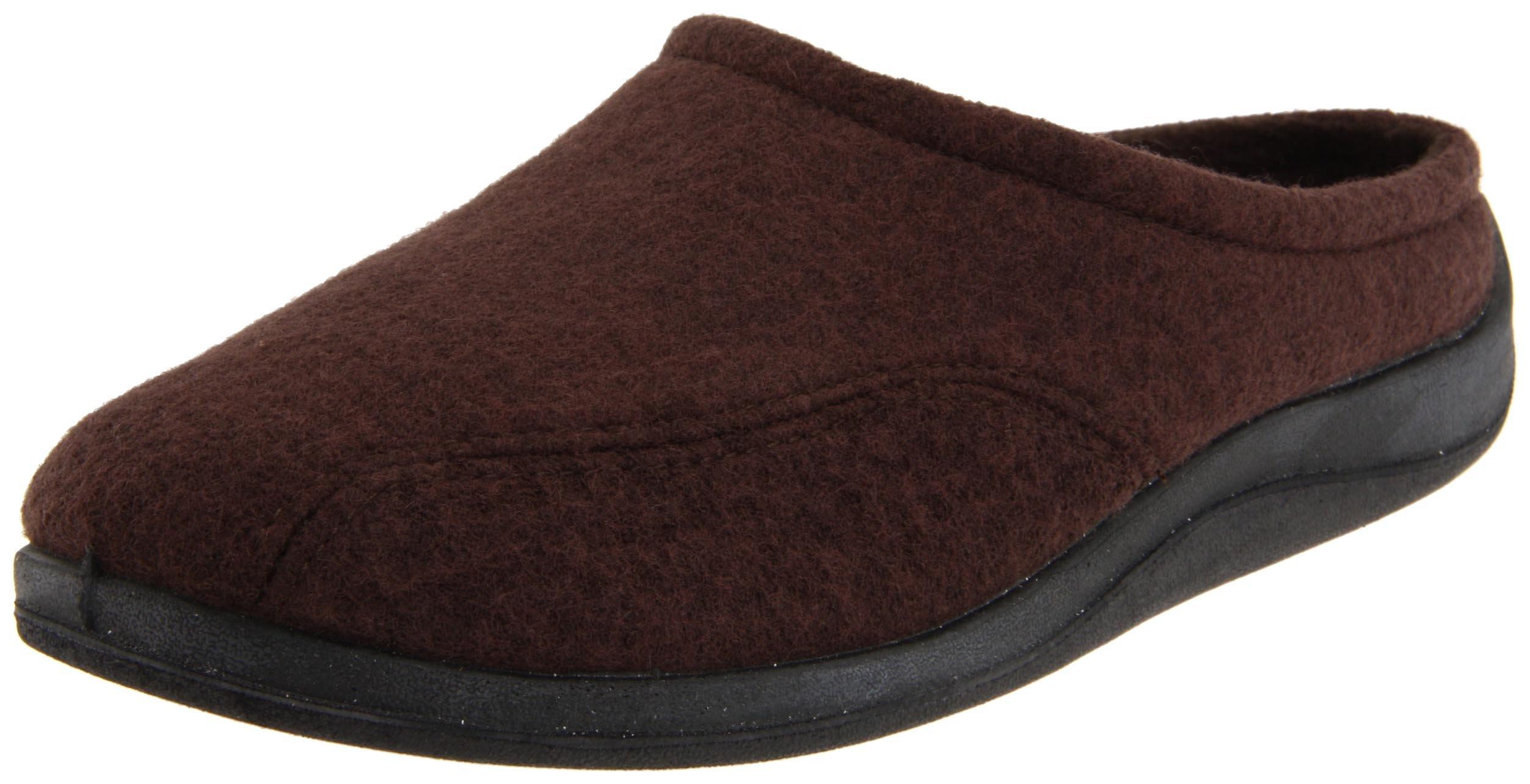 Foamtreads Tomas Closed Footwear,Brown Wool,9.5 M US