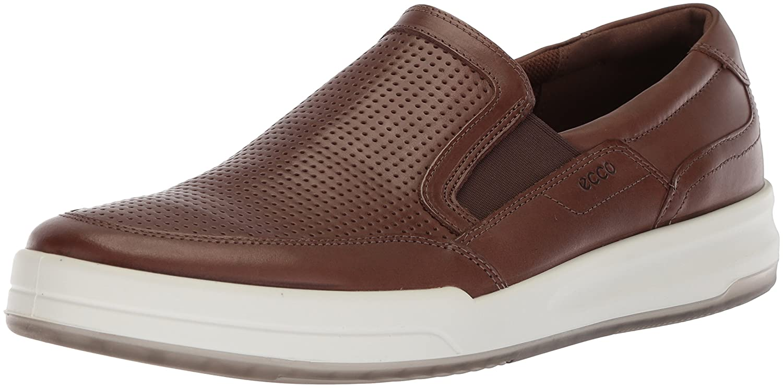 8bbe7b923791e9 Amazon.com   ECCO Men's Jack Slip on Sneaker   Loafers & Slip-Ons