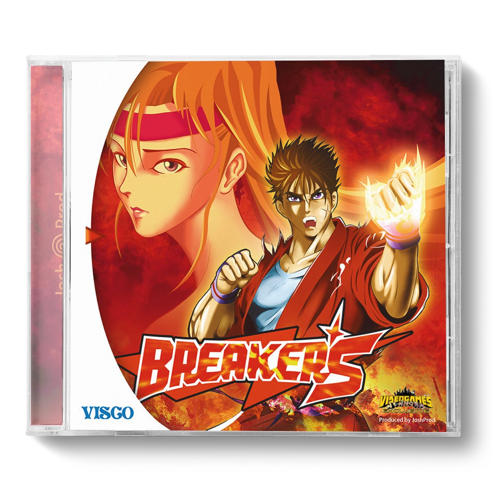 BREAKERS [USA/JP VERSION]