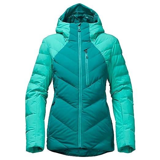 amazon com the north face corefire down womens insulated ski jacket rh amazon com