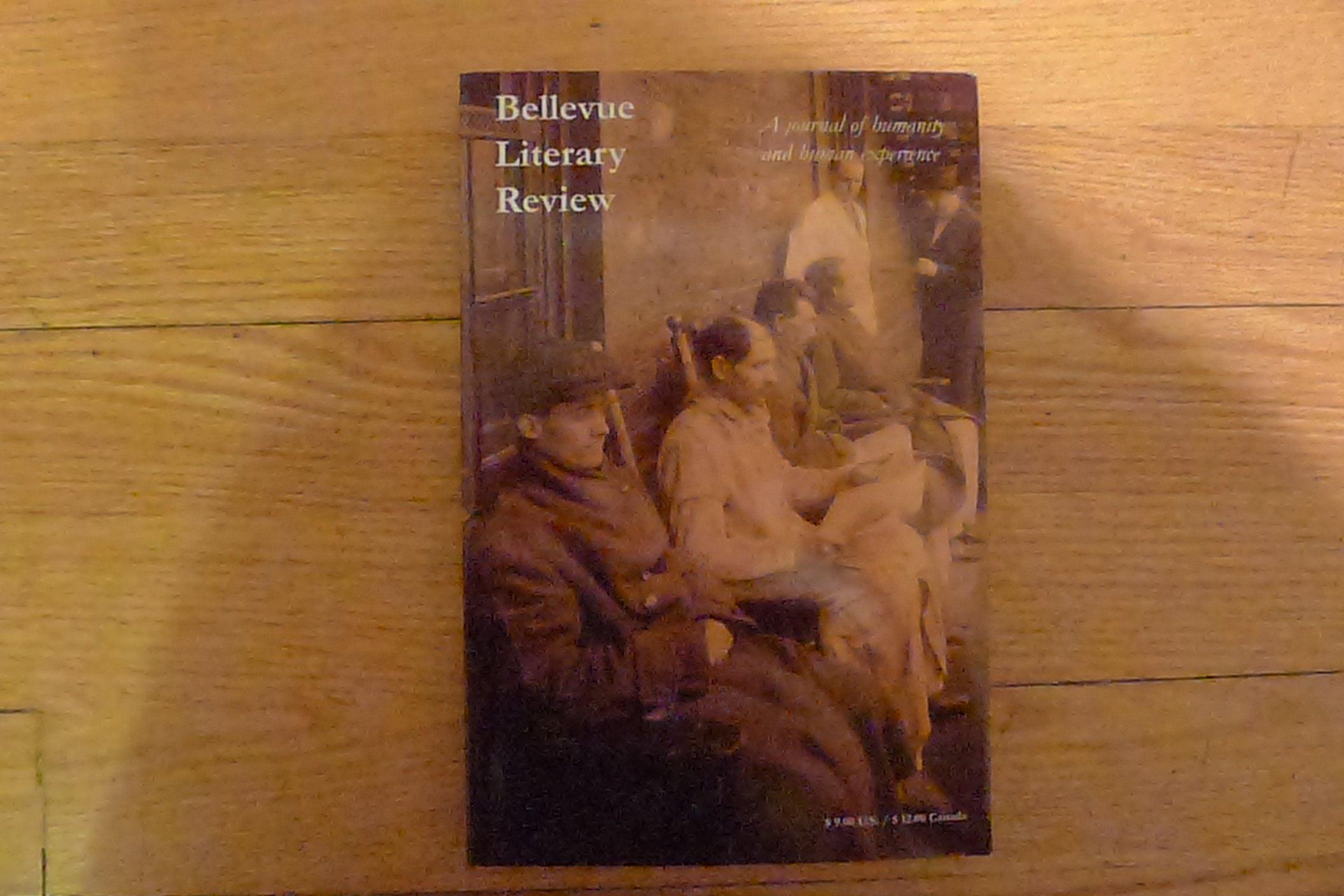Read Online Bellevue Literary Review Vol 10, No. 2, Fall 2010 pdf epub