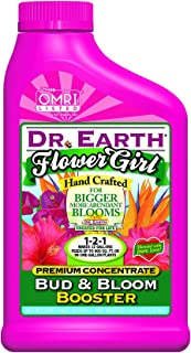 product image for Dr. Earth 100531569 Flower Girl Booster Concentrate, White