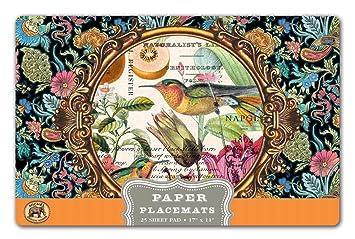 Michel Design Works Paper Placemats Neroli