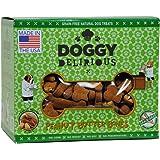 Doggy Delirious Bones, Peanut Butter, 5 Pound