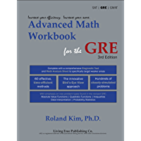 Advanced Math Workbook for the GRE