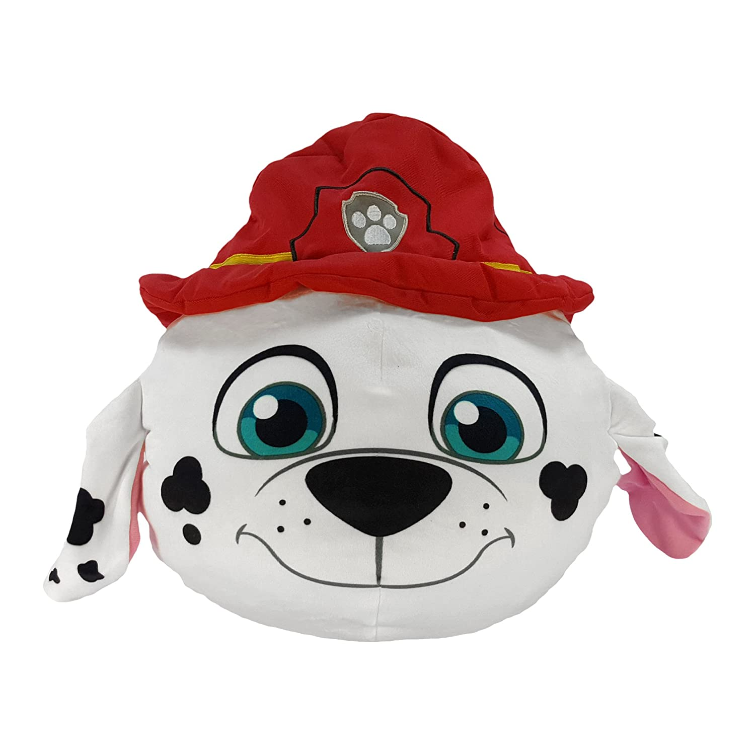 "Nickelodeon's Paw Patrol, ""Marshall"" 3D Ultra Stretch Cloud Pillow, 11"", Multi Color"