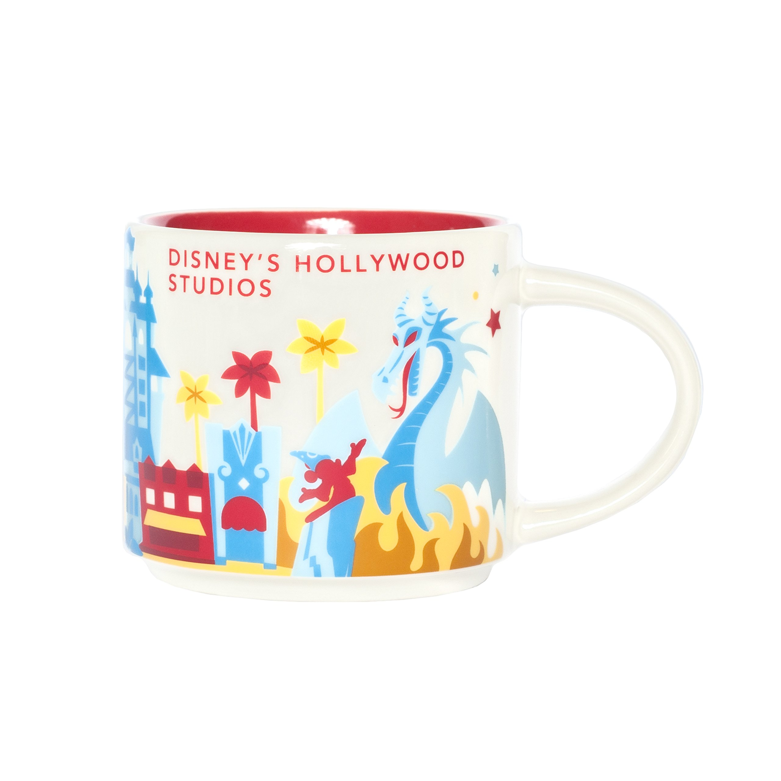 Starbucks You Are Here Disneys Hollywood Studios Disney Parks Version 2 (2017) 14oz Mug