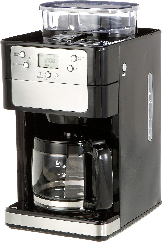 TV Das Original 1113 Coffee Maxx - Cafetera de goteo con molinillo ...