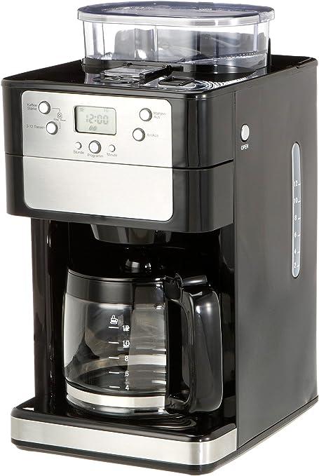 TV Das Original 1113 Coffee Maxx - Cafetera de goteo con molinillo de café: Amazon.es: Hogar