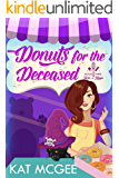 Donuts for the Deceased (Taste of Magic Book 3)