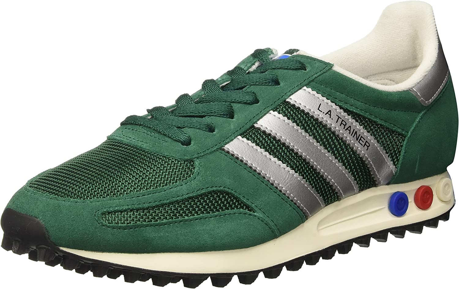 adidas Men L.A. Trainer, Green (Forest