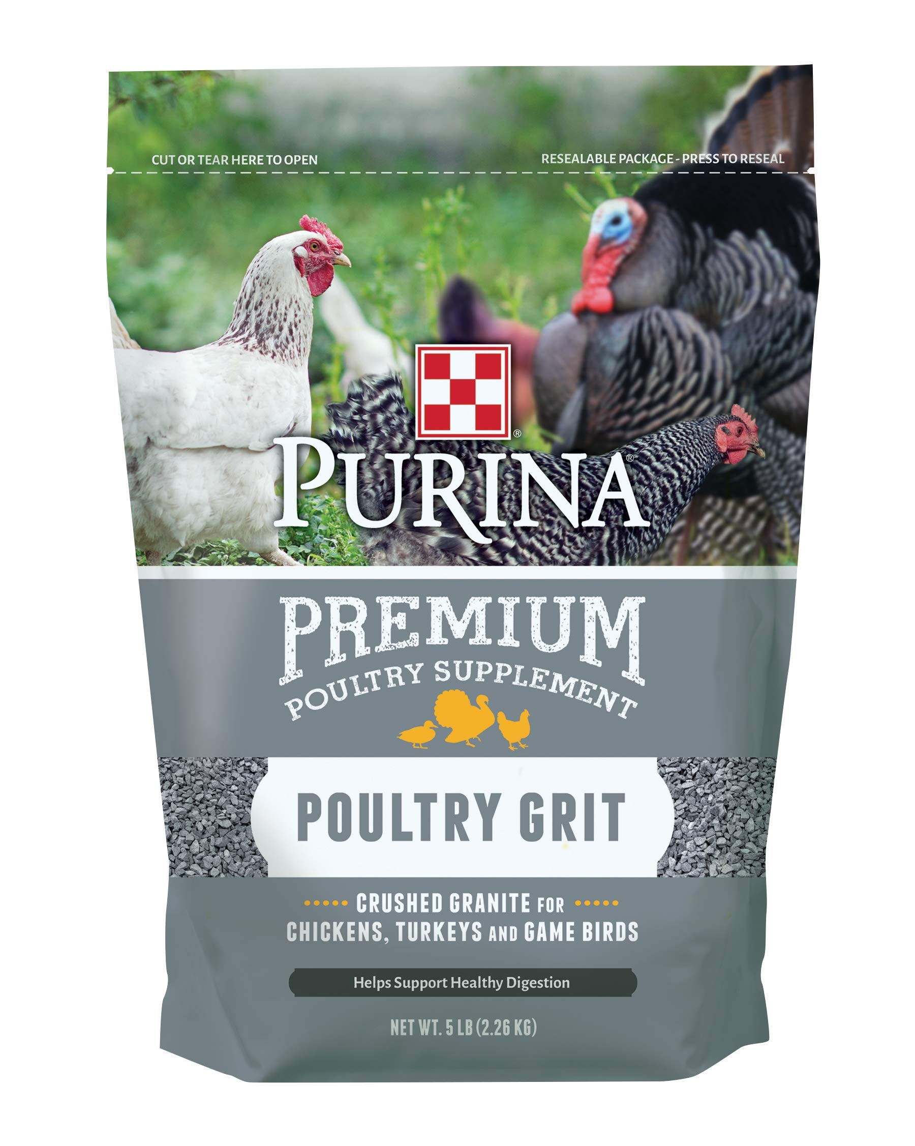 Purina Land O'Lakes 0044570 Grit Supplement, 5-Pound