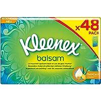 Kleenex Balsam Pañuelos - 48 Paquetes