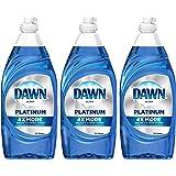 Dawn Dish Soap, Ultra Platinum Advanced Power 4X More (3)