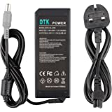 Dtk Ac Adapter Laptop Computer Charger/Notebook Pc Supply Power source for LENOVO Output: 20V 3.25A 65W Power Cord Connector Size: 7.9mm x 5.5mm
