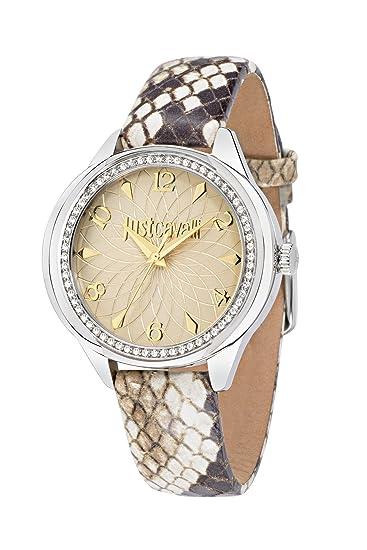 Just Cavalli de Mujer Reloj De Pulsera JC01 analógico de cuarzo piel r7251571507