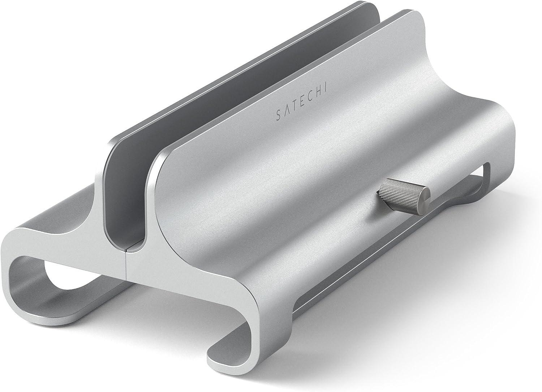 Satechi ユニバーサル バーティカル アルミニウム ラップトップスタンド 画像