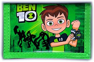 BEN 10 - Monedero, monedero, cartera para niños - BEN10