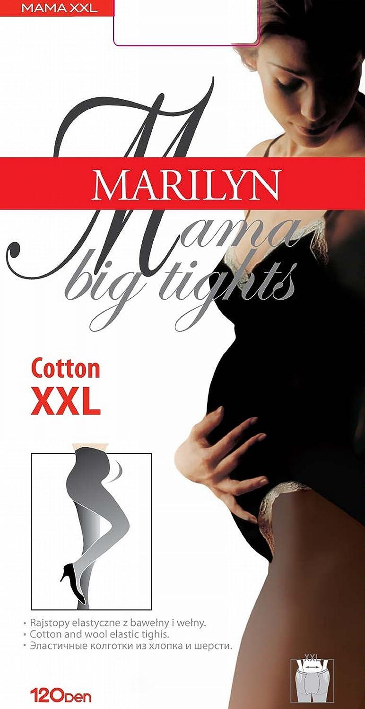 120/Denier Marilyn c/ómodo /& calientes premam/á Leotardos color negro Talla /Única Nero tama/ño 36//40/