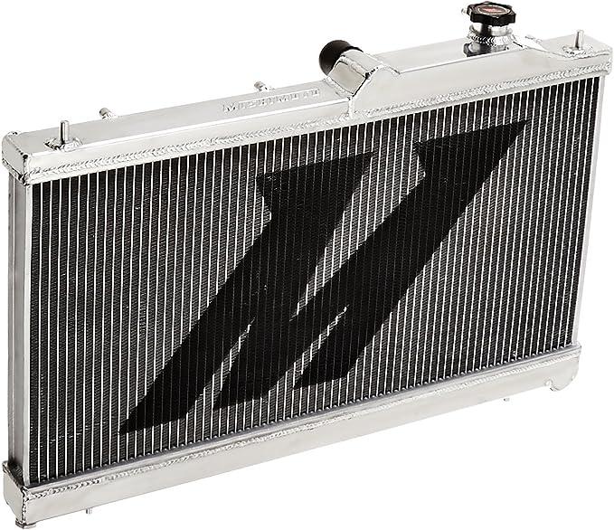 Aluminum Radiator fit SUBARU IMPREZA WRX STI GH//GR EJ257 TURBO M//T 2008-2014