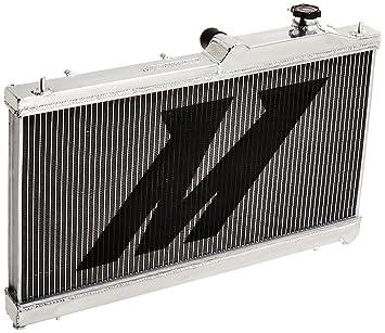mimoto mmrad-sti-08 y rendimiento Radiador de aluminio