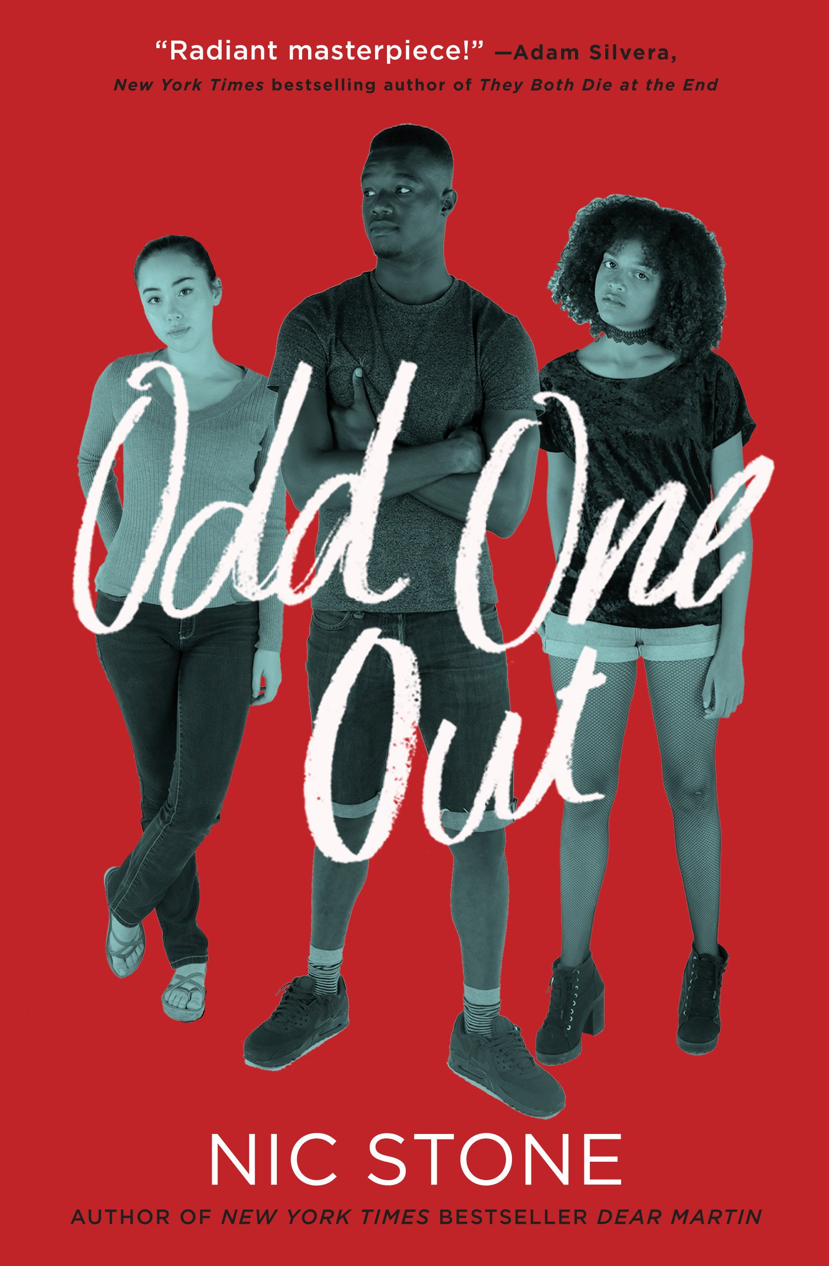 Odd One Out: Amazon.co.uk: Nic Stone: Books