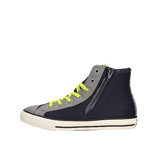 zapatillas converse niño 27