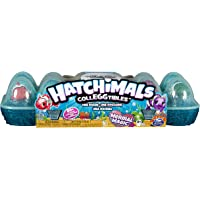 HATCHIMALS 6045511 CollEGGtibles, Mermal Magic 12-Pack Egg Carton with Season 5, Kids Aged 5 and Up, Multicolour