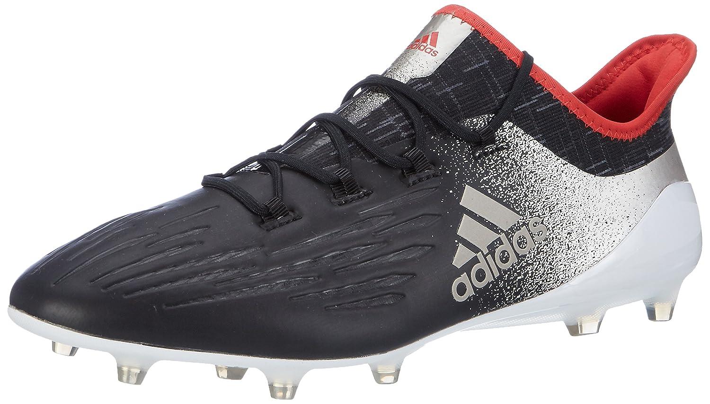 adidas Damen X 17.1 FG W für Fußballtrainingsschuhe  44 EU|Schwarz (Negbas/Metpla/Rojbas)