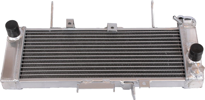 Aluminum Replacement Radiator For SUZUKI SV650N SV650 2003 2004 K3 K4
