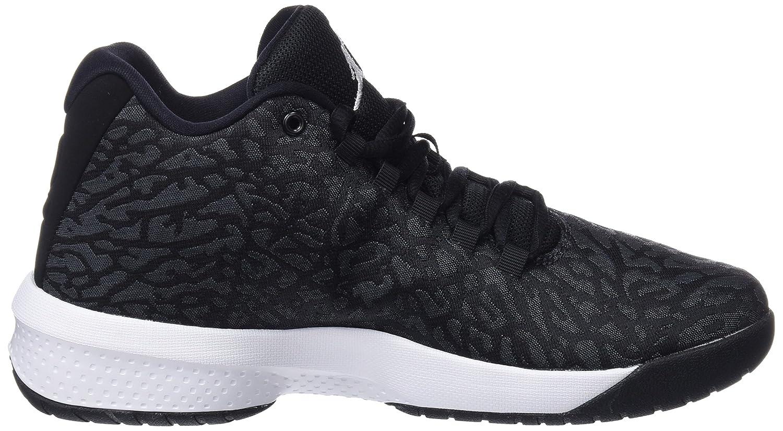 83efd88e974d Nike Herren Jordan B. Fly (BG) Basketballschuhe Schwarz (Anthracite White  Black 009) 38.5 EU  Amazon.de  Schuhe   Handtaschen