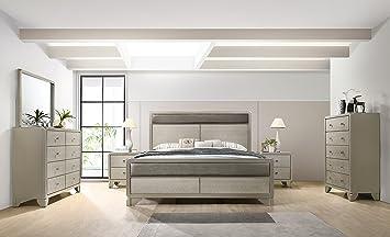 Amazon.com: Roundhill Furniture B480QDMN2C Keila ...