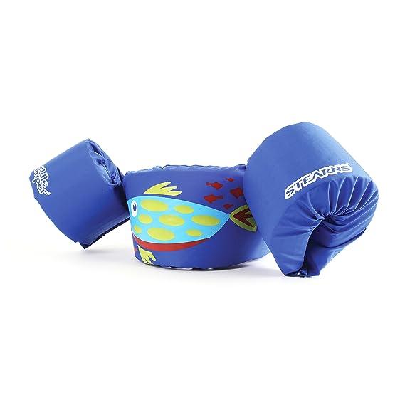 Stearns 3000004732 PFD 3864 Chd Nyl Basic Pj Blu Fish