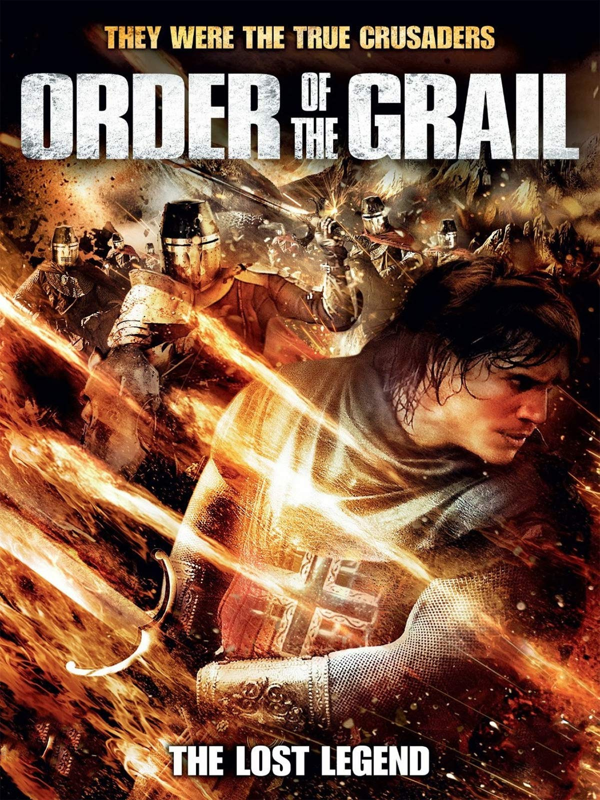 Order of the Grail on Amazon Prime Video UK