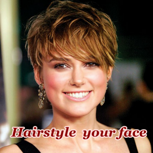 hairstyle  your face - My App Find Shape Face