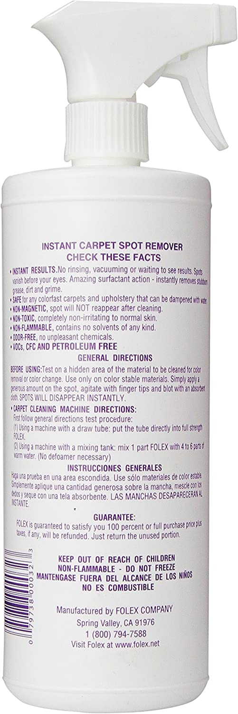 Folex Carpet Spot Remover, 32 oz