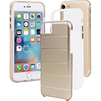 uk availability 20465 a9927 Case-Mate CM034722X Tough Mag Case for iPhone 8/7/6s/6 - Champagne