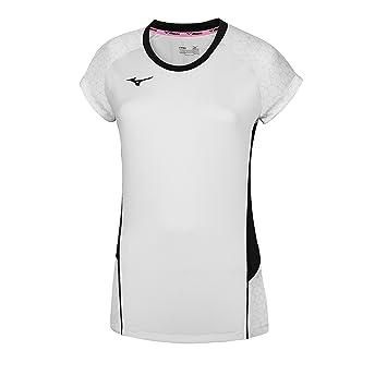 d54d856d Mizuno T-shirt femme premium high-kyu: Amazon.co.uk: Sports & Outdoors